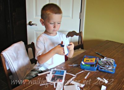 10 Tips on how (and why) to do simple nature study notebooks with young children. via Walking in High Cotton