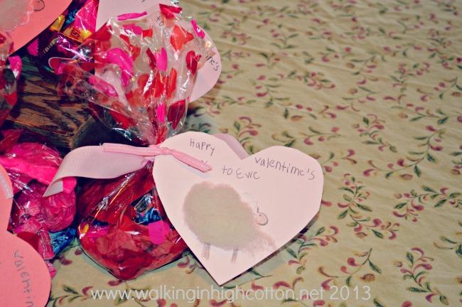 "Happy Valentines Day to ""Ewe"" via Walking in High Cotton"