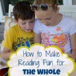 5 Days of Summer Reading {Make Reading Fun For the Whole Family}