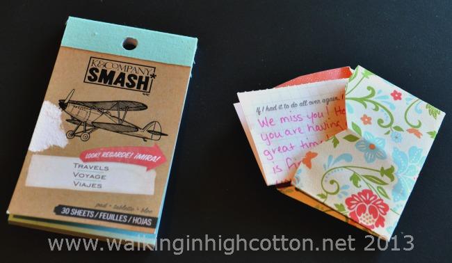 mini envelope tutorial 3