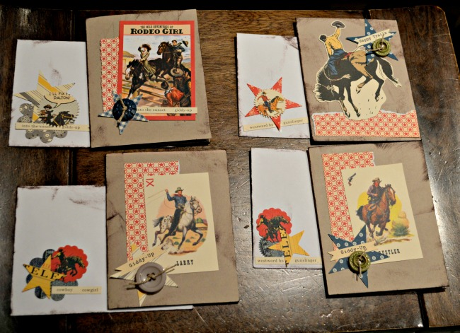 #cowboy #western themed birthday party invitations