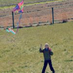 Let's Go Fly A Kite…and the Daily Farm Adventures