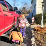 Momma Does the Chores and a Farm Year ReCap…the Daily Farm Adventures