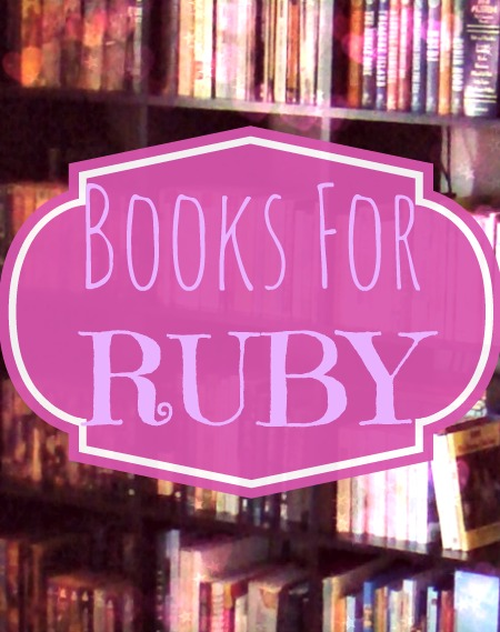 List of 10 Children's Books with the name RUBY {at www.walkinginhighcotton.net} #childrensbooks #valentinesday