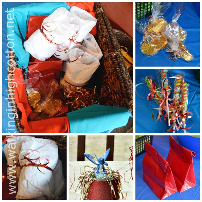 Simple, Homemade, #frugal #Skylanders Birthday Party @ www.walkinginhighcotton.net