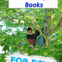 25 Adventure Series Chapter Books for Boys. Great for independent readers or for read aloud family time! via Walking in High Cotton