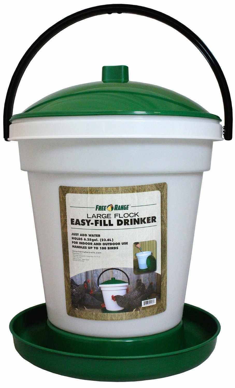 5 gallon ez fill water