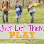 Just Let Them Play