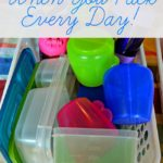 Lunch Gear When You Pack Every Day! {School Days Series}