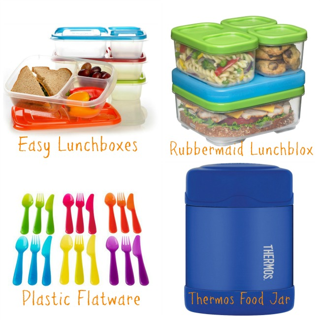food containers for packing lunches