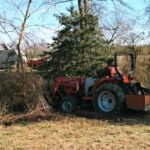 Being Outside at the Tree Farm All Day…the Daily Farm Adventures {120}