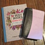 Using Sermon Notes for Kids in Church…Busy Book of Sermon Notes for Young Ladies Review