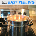 How to Steam Farm Fresh Eggs for Easy Peeling...no aging, no ice bath, no baking soda, just perfect eggs! via Walking in High Cotton