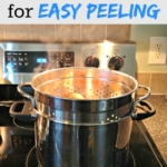 How to Steam Farm Fresh Eggs for Easy Peeling