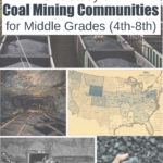 Coal Mining Communities Unit Study for Middle Grades (5th-8th)
