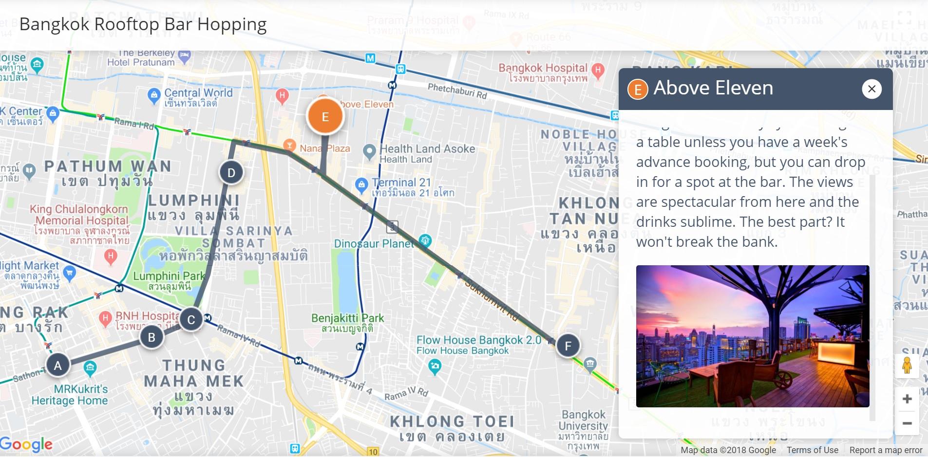 Bangkok rooftop bar hopping walkli see all bangkok maps gumiabroncs Image collections
