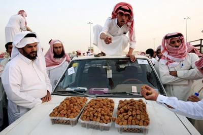 Celebrate International Date Festival At Buraidah Saudi Arabia