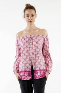 MAYBERRY BLOUSE
