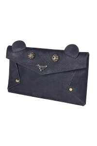 GIGINA Clutch in Black