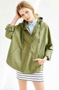 Front Poncho Jacket