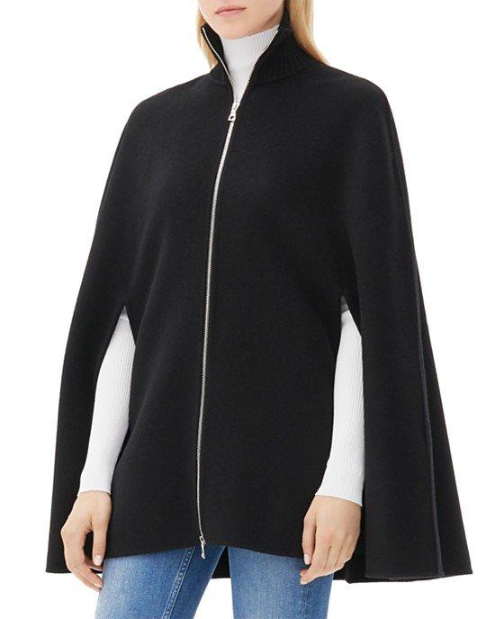 Marik Cape Coat