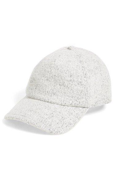 \'Marilyn\' Baseball Cap