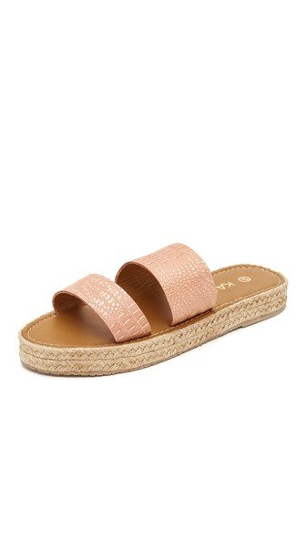 Tobago Flatform Sandals