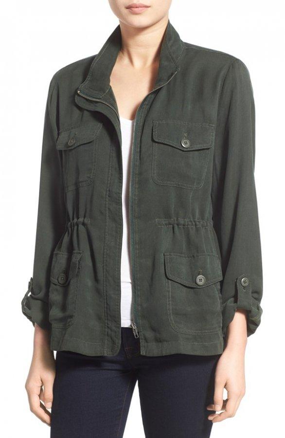 \'McClary\' Utility Jacket