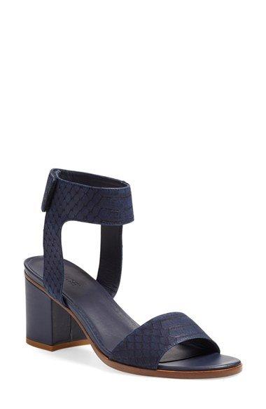 \'Josslyn\' Ankle Strap Sandal