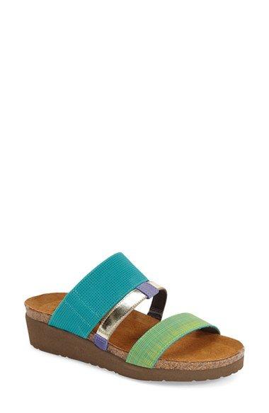 \'Brenda\' Slip-On Sandal