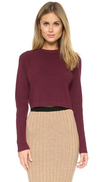 Antonina Crop Sweater