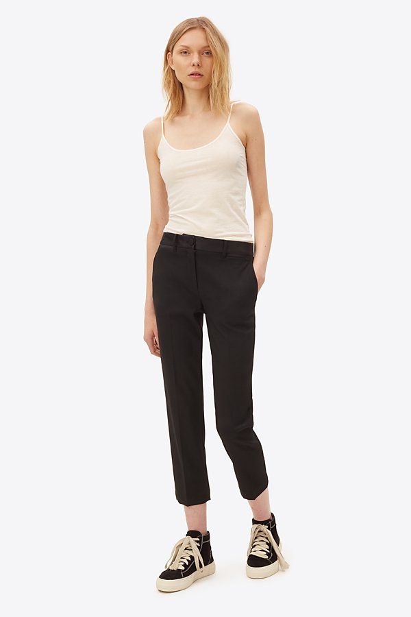 Theory Stretch Gabardine Ankle Pant