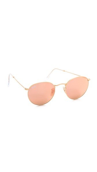 Icons Mirrored Sunglasses