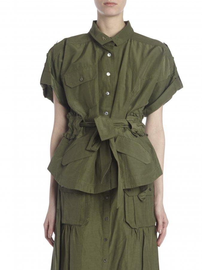 Clara Trench Jacket