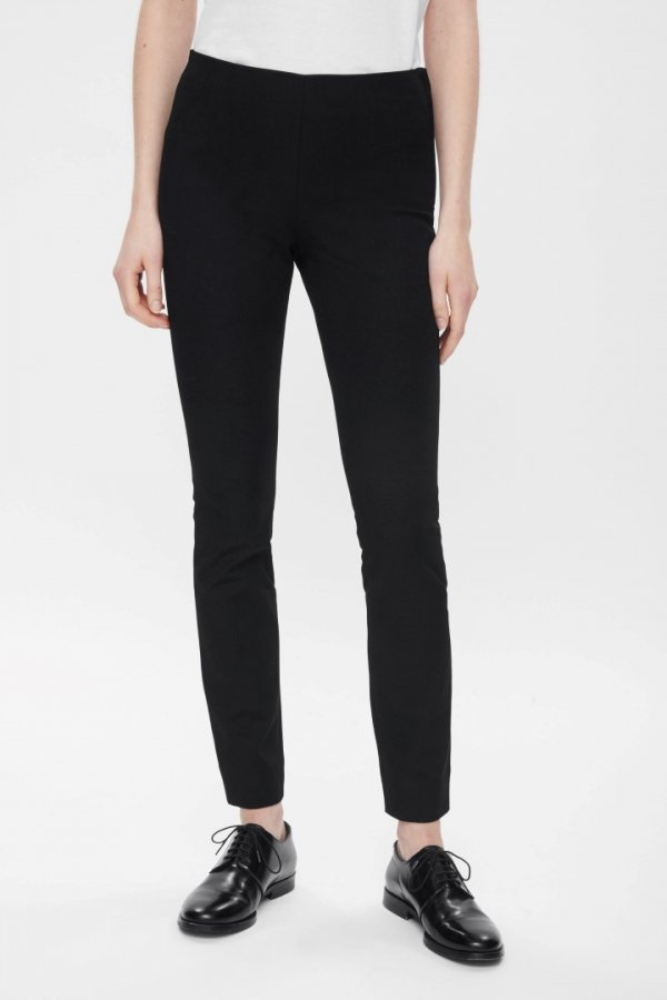 Slim-fit trousers