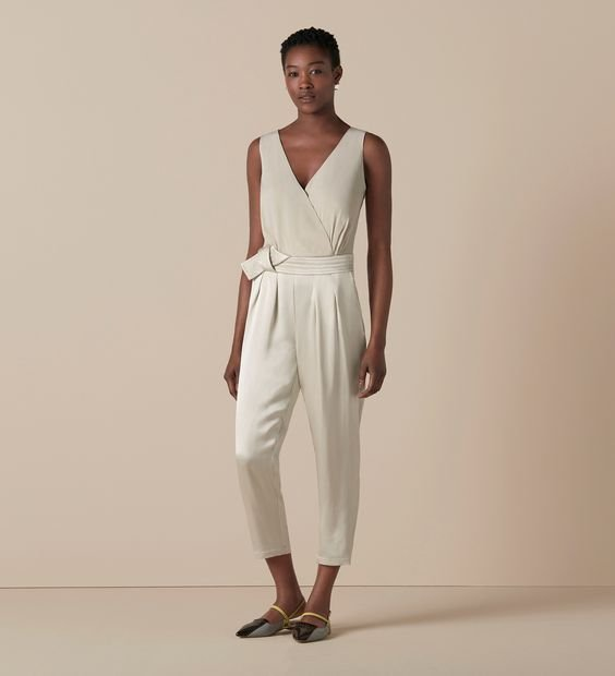 Mulgrave Twist Back Jumpsuit