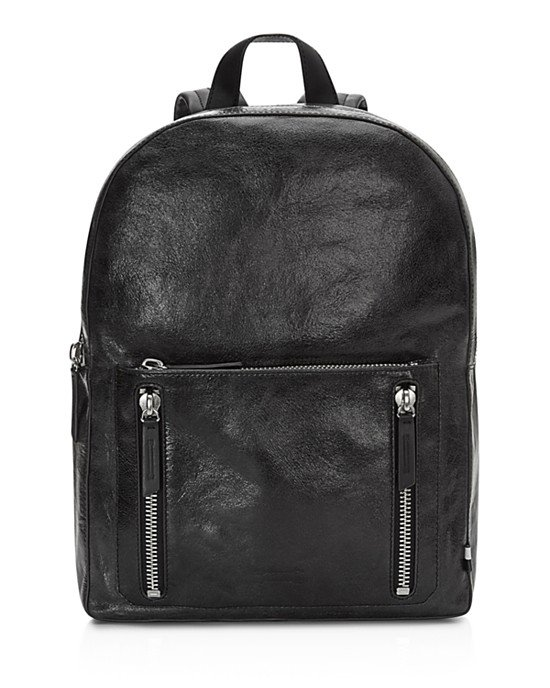 Distressed Leather Bondi Backpack