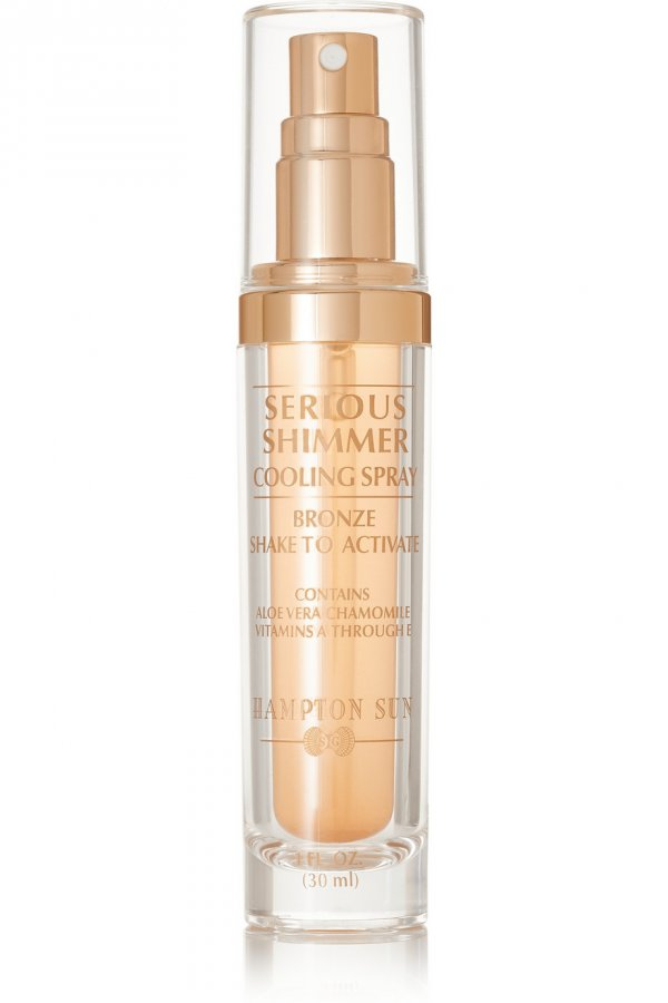 Bronze Shimmer Cooling Spray 30ml