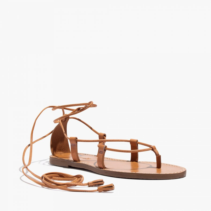 Boardwalk Lace-Up Sandal