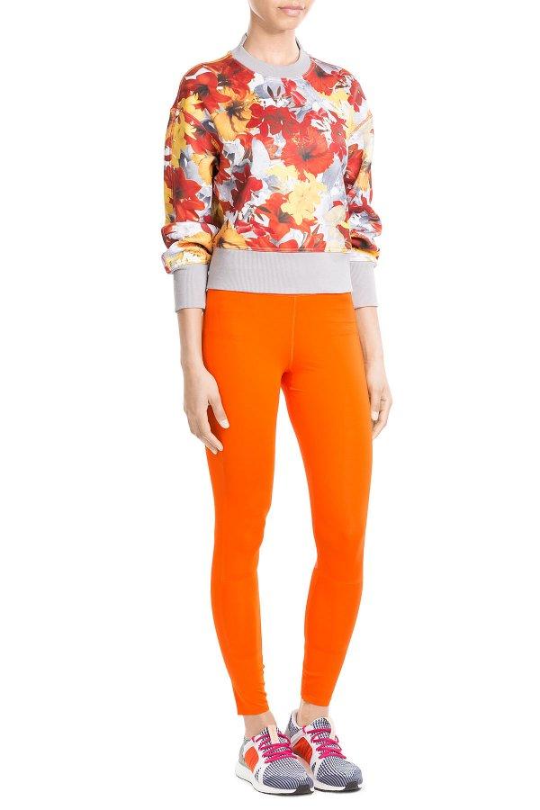 Running Blossom Sweatshirt