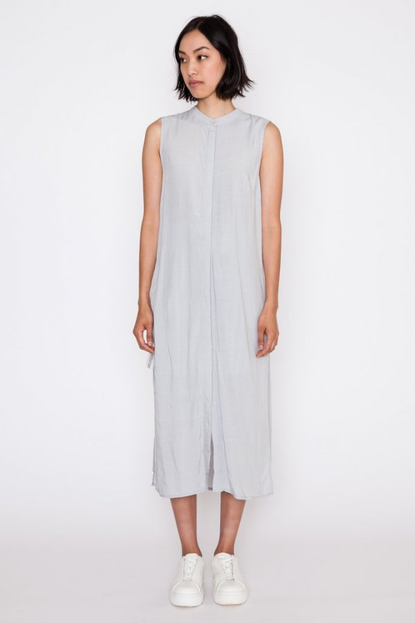 Silver Cloud Marina Long Shirt