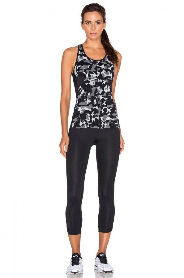 Activewear capri legging