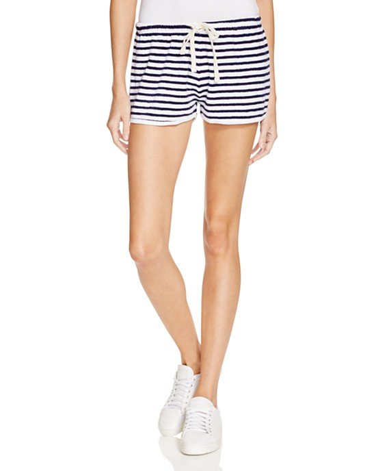 Dolphin French Terry Shorts