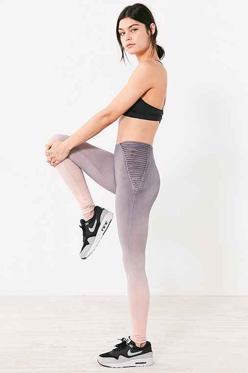 Strappy High-Waisted Legging