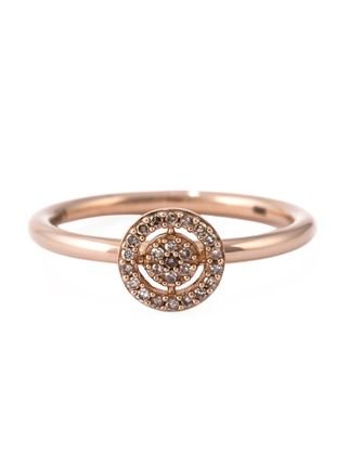Mini \'Icon Aura\' diamond ring
