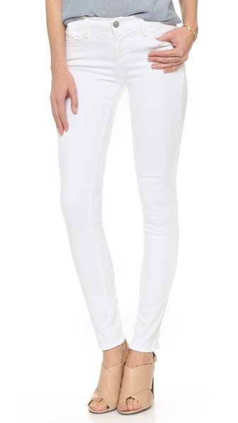 811 Mid Rise Skinny Jeans