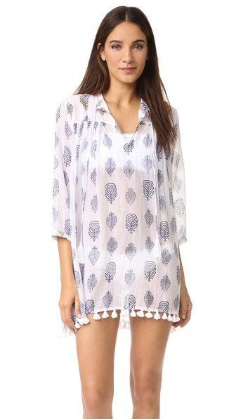 Serafina Tunic with Tassels