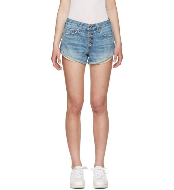 Blue Jeans Marilyn Fly Shorts