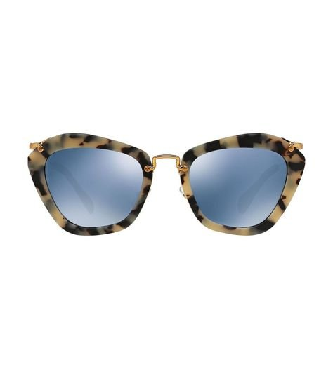 Structured frame sunglasses