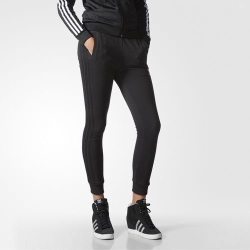 Slim Cuffed Track Pants